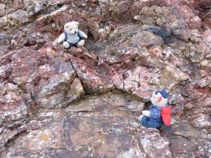76 2 57 Filon de quartz
