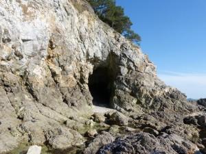 77.2 03 Première grotte