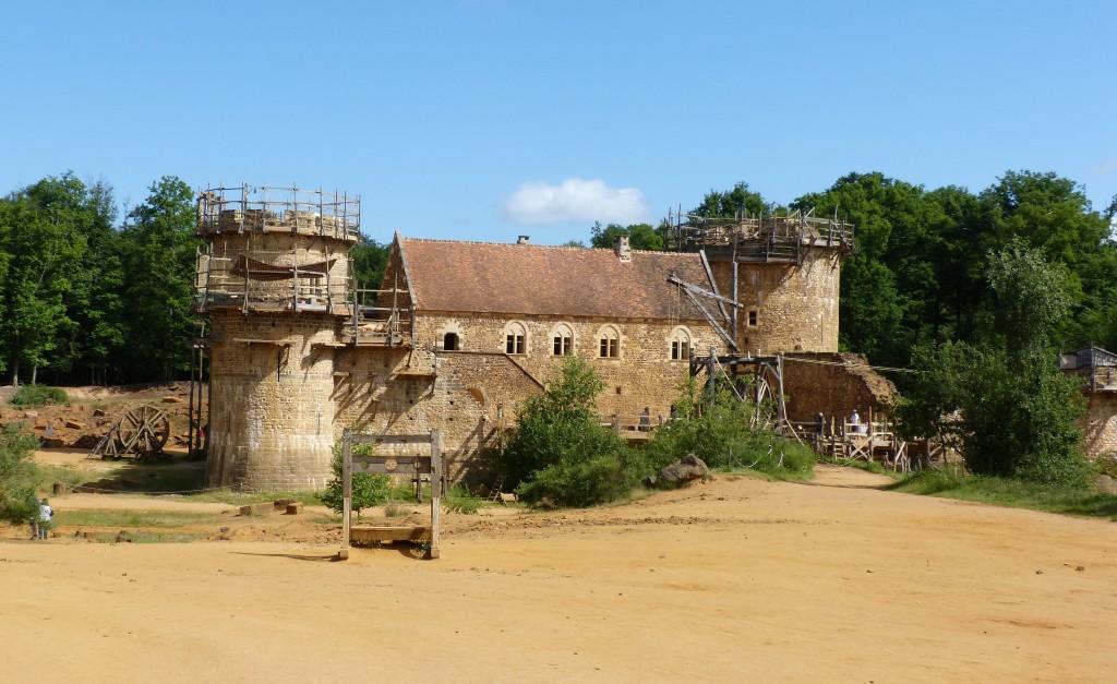 HS2 010 Le chateau