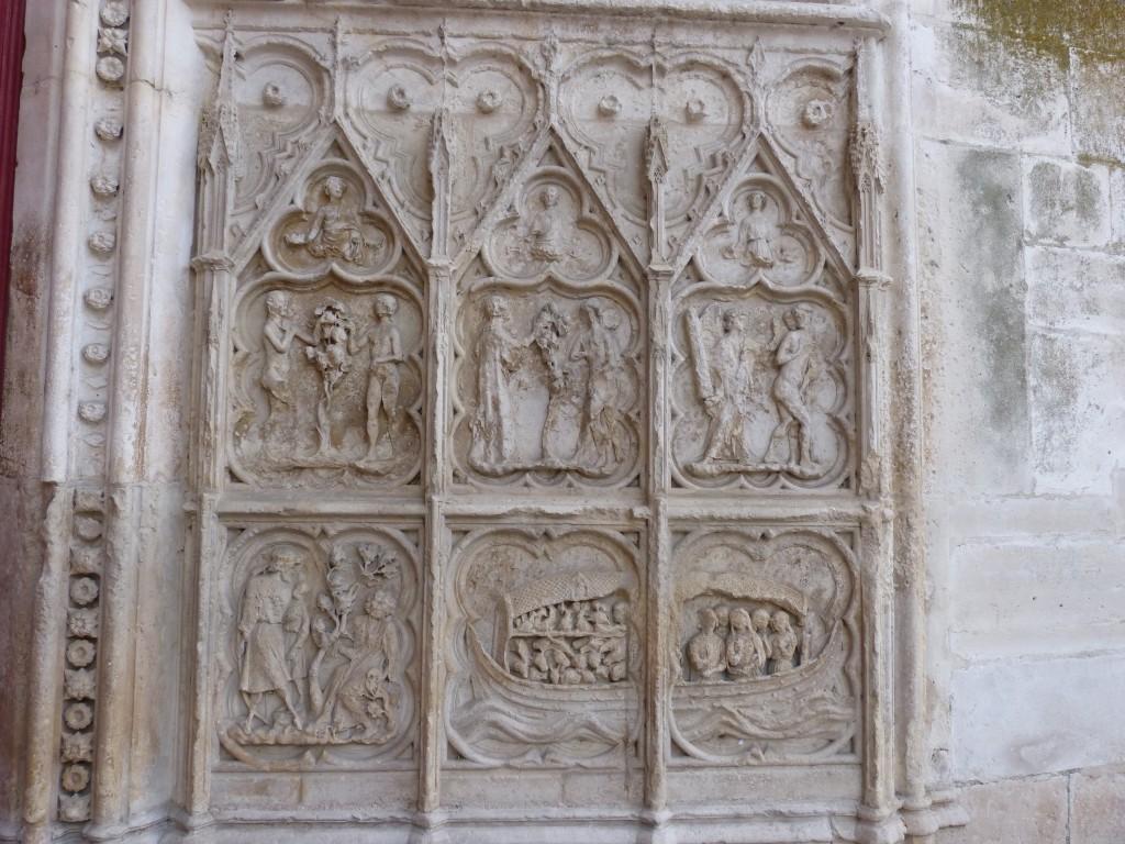 HS3 119 Adam et Eve Noé