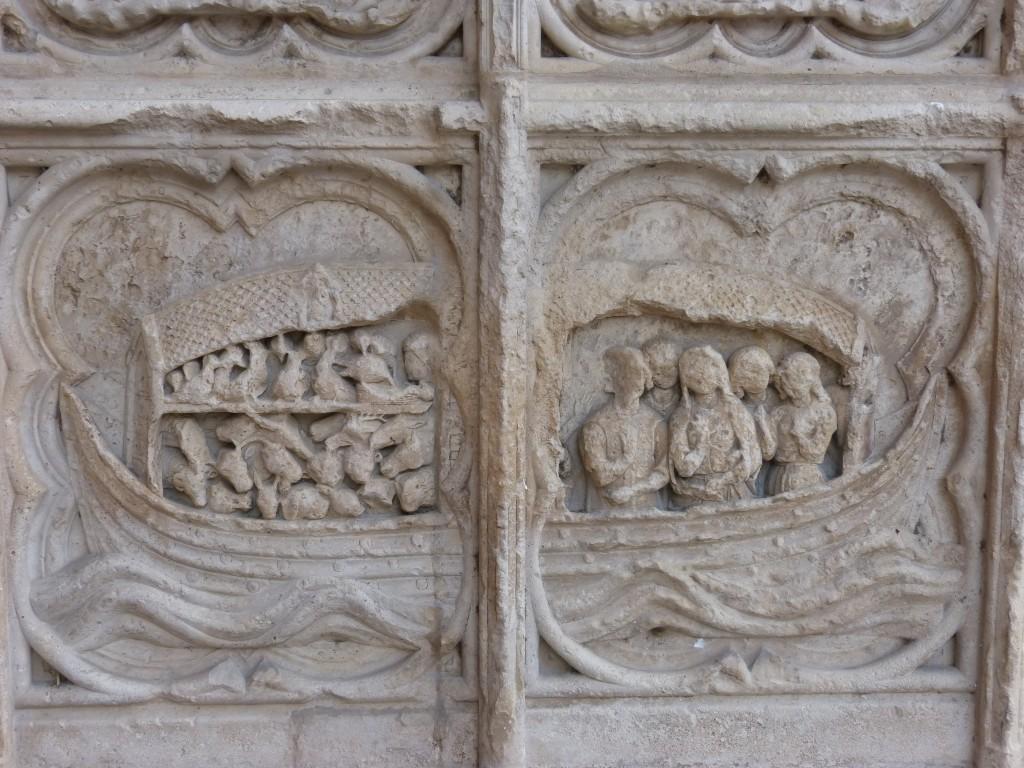 HS3 124 L'arche de Noé