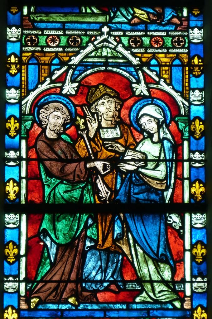 HS3 148 Le mariage de Joseph et Marie
