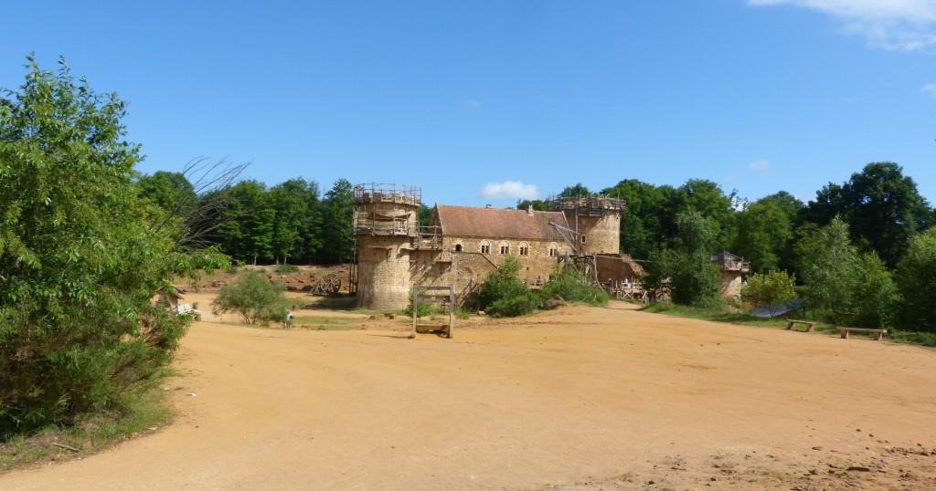 HS2 007 Le chateau