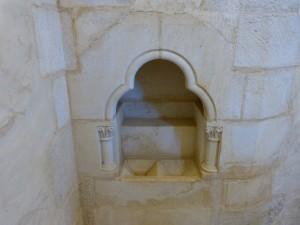 HS2 048 Le lavabo liturgique